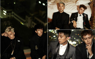 2PM推出入伍前全新專輯 改走熟男路線