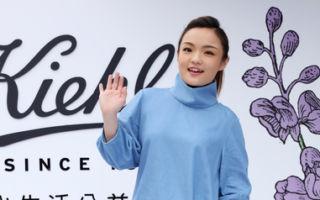 徐佳瑩代言做公益 響應愛地球、安心生活