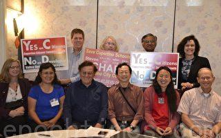 硅谷庫柏蒂諾市民公投衝刺 提案C發布選情
