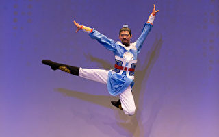 习舞两年进复赛 赵铮:舞剧里的林冲就是我