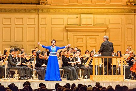 2016神韵交响乐团在波士顿演出