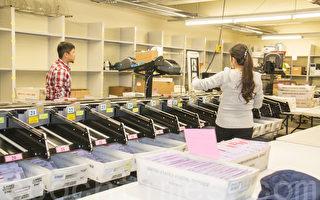 加州选民登记破纪录  超1,900万人