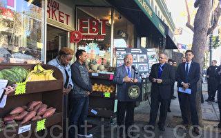 少卖烟酒多卖菜 旧金山小店月收增5千美元