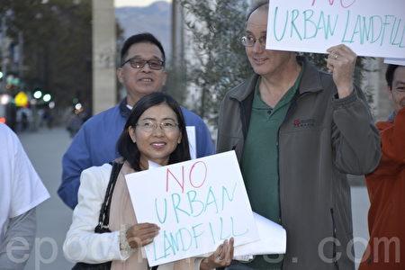 硅谷纽比垃圾场扩建审批再推迟 苗必达居民称再抵制