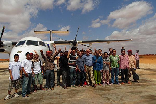 救回遭海盜挾持五年的人質 救援組織談歷程