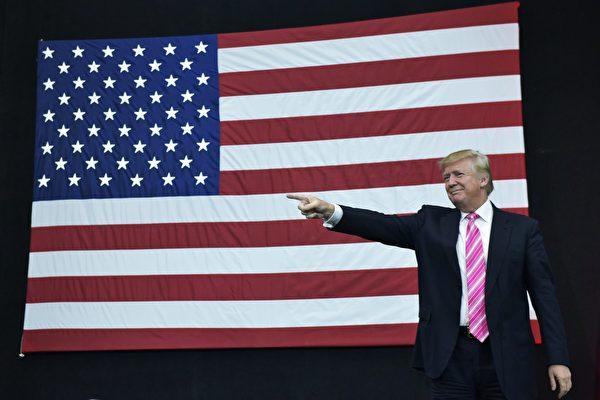 特朗普若當選 有助英脫歐後簽英美自貿協定