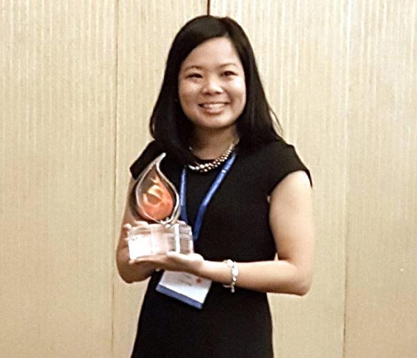 摩顿亚裔获麻州杰出青年药剂师奖