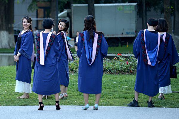 助中國學生入學欺詐 陸企「利誘」美大學