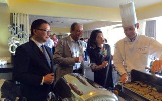 斯里兰卡台湾友谊协会成立  庆双十国庆