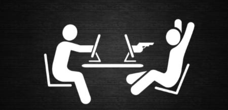 谈到勒索软体(Ransomware),每个人都会谈虎色变,一但中奖,电脑档案马上被加密。(台湾微软提供)