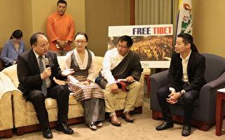 台灣國會西藏連線成立 30立委力挺
