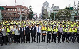 增添280輛自行車巡邏   竹市治安無死角
