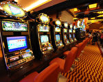 澳洲賭業大亨帕克(James Packer)在悉尼巴朗加魯(Barangaroo)建造的豪華貴賓賭場將不准經營老虎機生意。(ROSLAN RAHMAN/AFP/Getty Images)