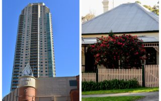 去年澳洲公寓房增值弱于独立房