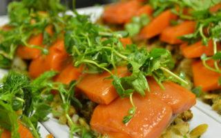 加拿大育空佳餚 不可錯過阿拉斯加三文魚