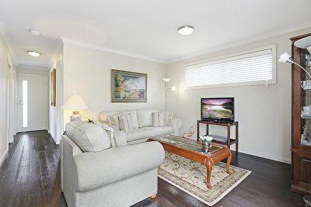 Granny Flat Solutions設計建造的姻親房。(提供)