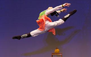 組圖:中國古典舞大賽複賽--青年女子組