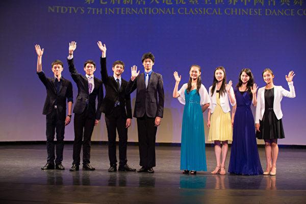 組圖:第七屆全世界中國古典舞大賽銀獎選手風采