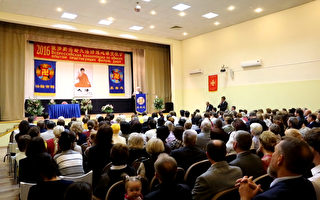 俄羅斯人煉法輪功受益 講真相籲制止中共迫害
