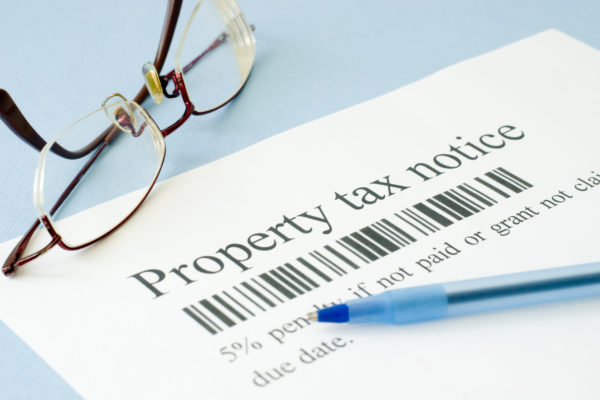 全美物业税最高和最低的五个州