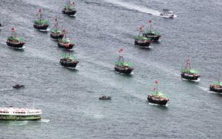 中国渔船撞沉韩海警快艇 韩国再次强烈抗议