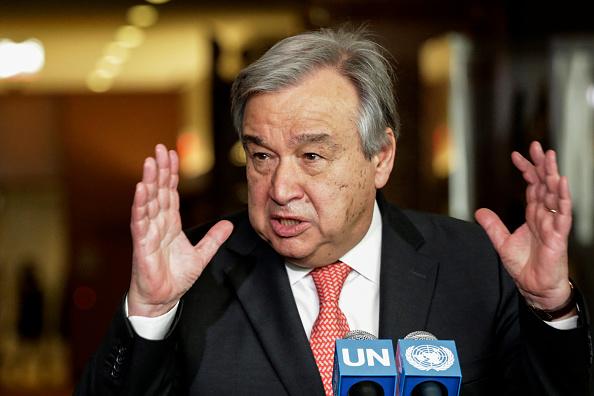前葡萄牙總理可望成為下任聯合國秘書長