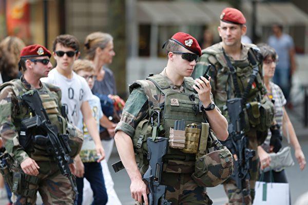 法國成立「國民護衛隊」助正規軍反恐
