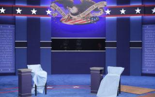 美第二場總統辯論 五大看點搶先看