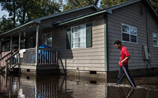 馬修颶風美國死亡人數達46 數字或再增加