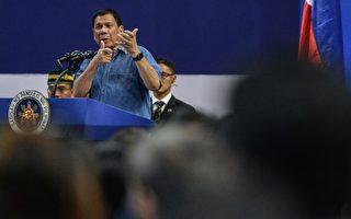 菲律宾总统访问中国 谋最大利益