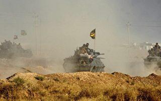 联军进逼摩苏尔 数百人被IS作盾牌遇难