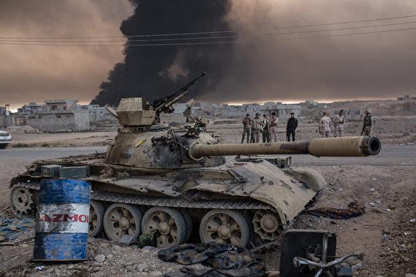 伊軍總攻第三日 美軍稱IS頭目已逃離摩蘇爾