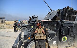 近900摩苏尔IS分子被击毙 女头目携巨款逃跑