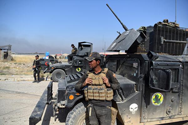近900摩蘇爾IS份子被擊斃 女頭目攜巨款逃跑