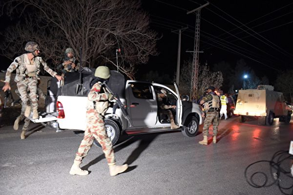 巴基斯坦警校深夜遇襲 至少59死過百傷