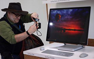 抗衡Mac 微軟推首款Surface桌面式電腦