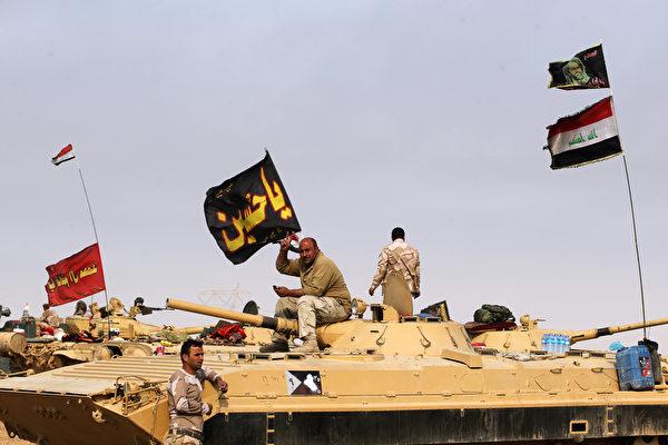IS在摩蘇爾大屠殺 逼上萬人做肉盾