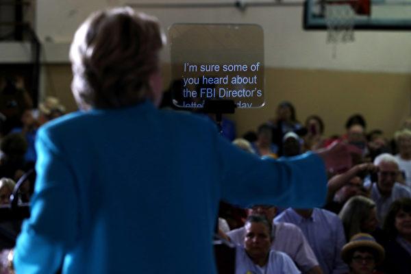FBI取得搜查令 確定重啟電郵門調查