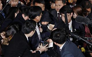 朴槿惠丑闻神秘女主角现身 接受检方调查