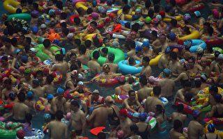 多数中国人不会游泳 溺死成儿童头号杀手