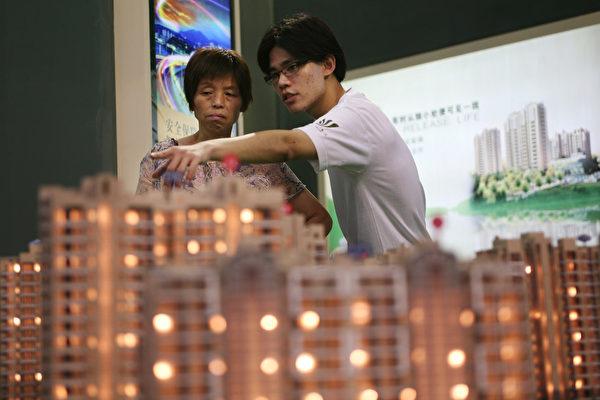 中国九月份新屋价格上涨11% 创历史纪录