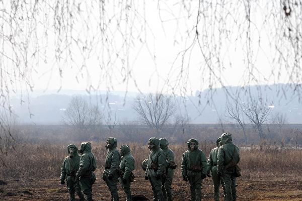 七個不尋常舉動 俄國似預警戰爭一觸即發