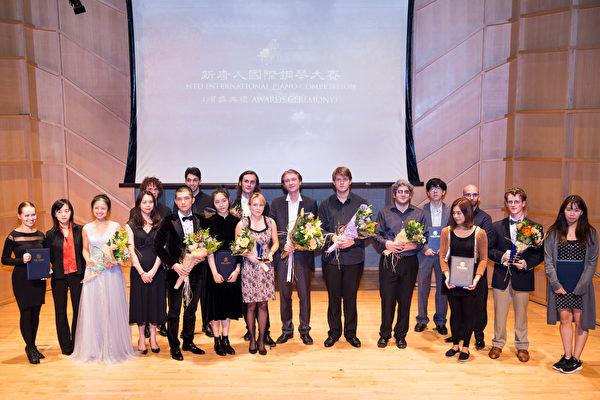 新唐人鋼琴大賽揭曉 加拿大選手獲金獎