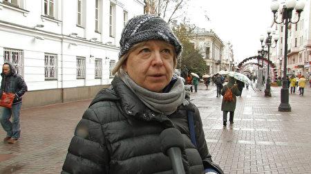 當地居民納塔利婭(Natalia)在活動現場了解真相後表示,不能為了器官而殺人,而且是強迫的。我們應該幫助國際社會了解這個情況。(新唐人)