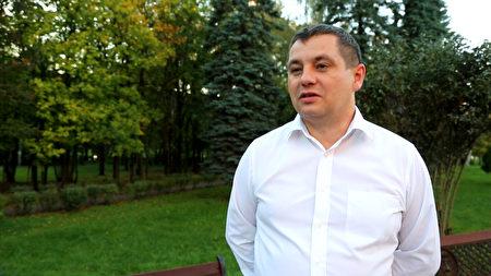 謝爾蓋先生(Sergey)。(新唐人)