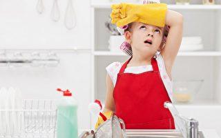 """""""全是我我我!""""为何今天的孩子更少做家务"""