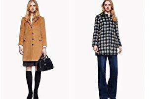 挑战全球时尚观  秋冬大衣你怎么穿?
