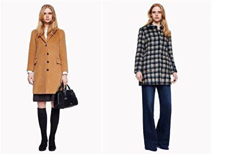 挑戰全球時尚觀  秋冬大衣妳怎麼穿?