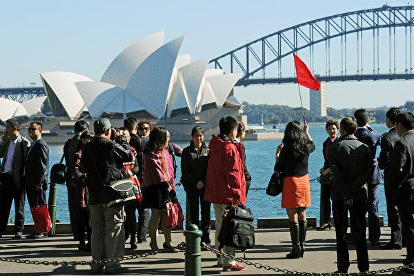 澳洲即將試行中國遊客十年多次入境簽證