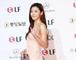 韓國女星全智賢資料照。(全宇/ 大紀元)
